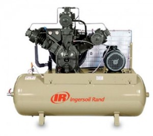 Ingersoll-Rand-SS10-Single-Stage-Lubricated-Piston-Compressor