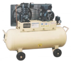 Ingersoll-Rand-Single-Stage-Lubricated-Piston-Compressor